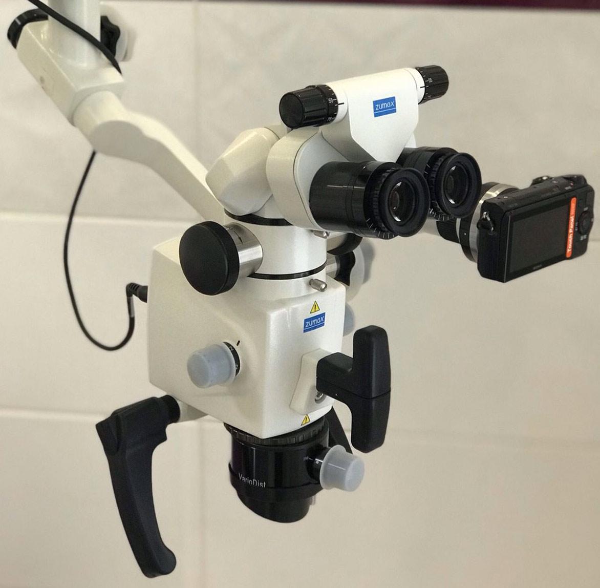 Микроскопная стоматология